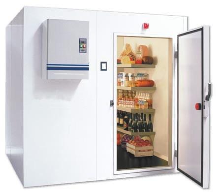 Озонирование промышленных холодильников