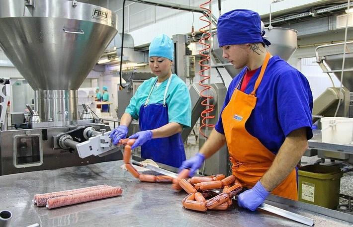 предприятия пищевой промышленности