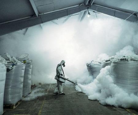 Фумигация зерна и складов в Воронеже